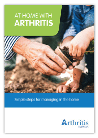 At home with arthritis - Managing in the home