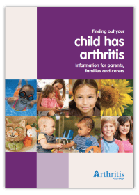 Finding out your child has arthritis