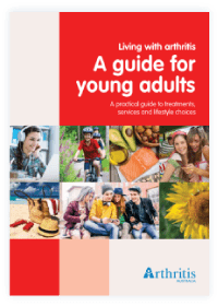 Living with arthritis - A guide for young adults