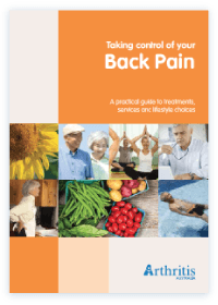 back pain booklet
