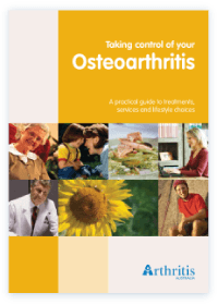 Taking control of your Osteoarthritis