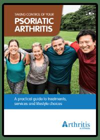 Taking control of your Psoriatic Arthritis