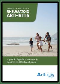 Taking control of your Rheumatoid Arthritis